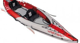 Bic YakkAir 2 inflatable kayak