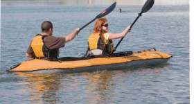 Where is the Best Place to Sit in a Tandem Kayak?