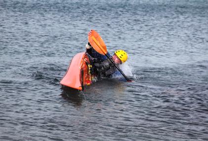 Kết quả hình ảnh cho swim kayak