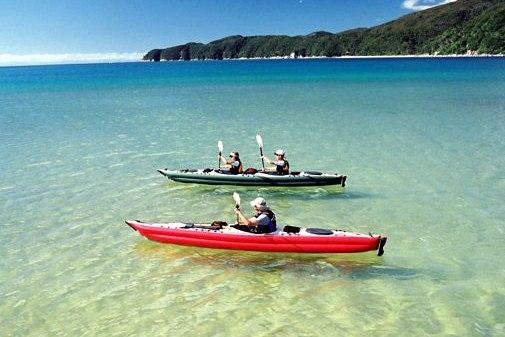 Safety Information for Ocean Kayaking