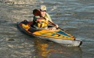 AE Advanced Frame Sport inflatable kayak