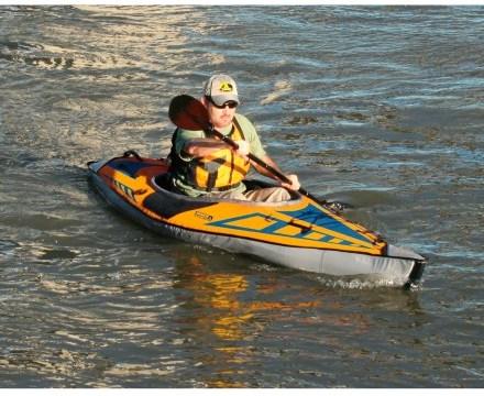 Advanced Elements Inflatable Kayak FAQ