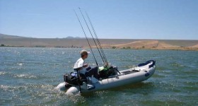 Looking for an Inflatable Kayak with a Motor?