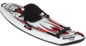 Sevylor 1 Person Sit On Top inflatable kayak
