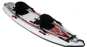 Sevylor 2 person Sit On Top inflatable kayak