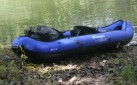 Sevylor Colorado Inflatable Canoe blue