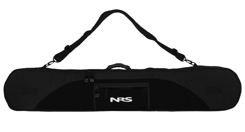 NRS 2-piece kayak paddle bag