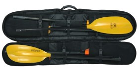 NRS 2-Piece Kayak Paddle Bag Review
