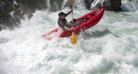 Whitewater Inflatable Kayak Pros and Cons