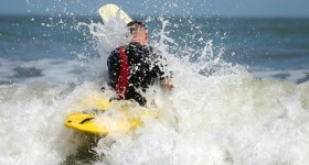 Tips to Launch your Inflatable Kayak in Heavy Surf