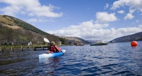 Kayaking As an Eco Friendly Choice