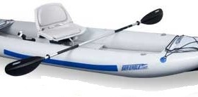 New Sea Eagle FastTrack Fishing Package