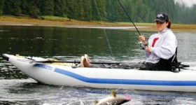 10 Things to Consider for Inflatable Fishing Kayaks