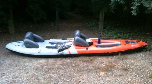 Sit-On-Top Inflatable Kayak Pros and Cons
