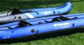 Inflatable Canoeing Basics