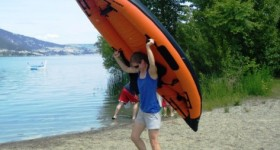 How to Properly Care for your Inflatable Kayak