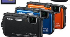 Nikon Coolpix AW100 Waterproof Camera Review