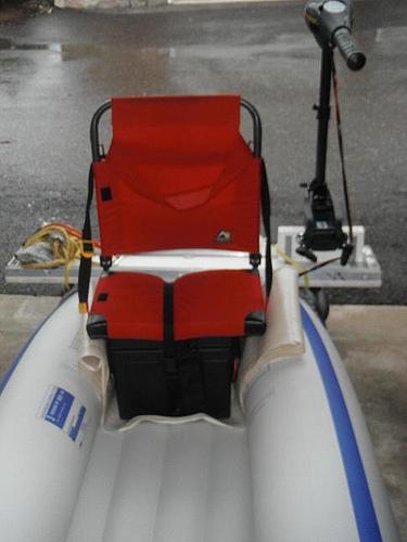 Custom Additions To The Sea Eagle 370 Kayak