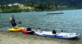Fiberglass and Inflatable Kayak Differences