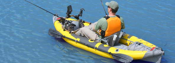 Best Rated Inflatable Fishing Boats