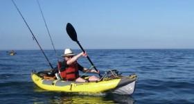 Advanced Elements Inflatable Fishing Kayak