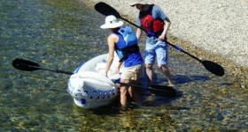 Inflatable Kayak Health Advantages