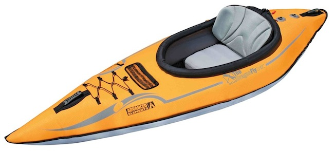 Solo Inflatable Kayak Comparison Chart