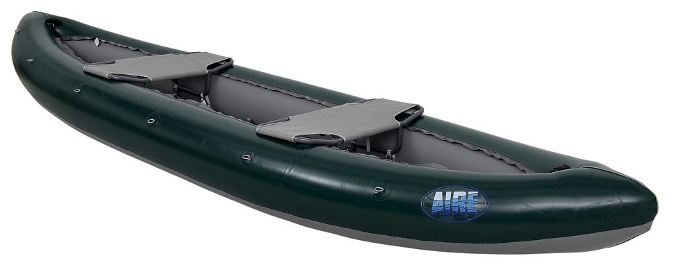 Aire Traveler Inflatable Canoe Review