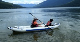 Why are Inflatable Kayaks so Resilient?