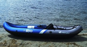 Sevylor Rio Inflatable Canoe Review