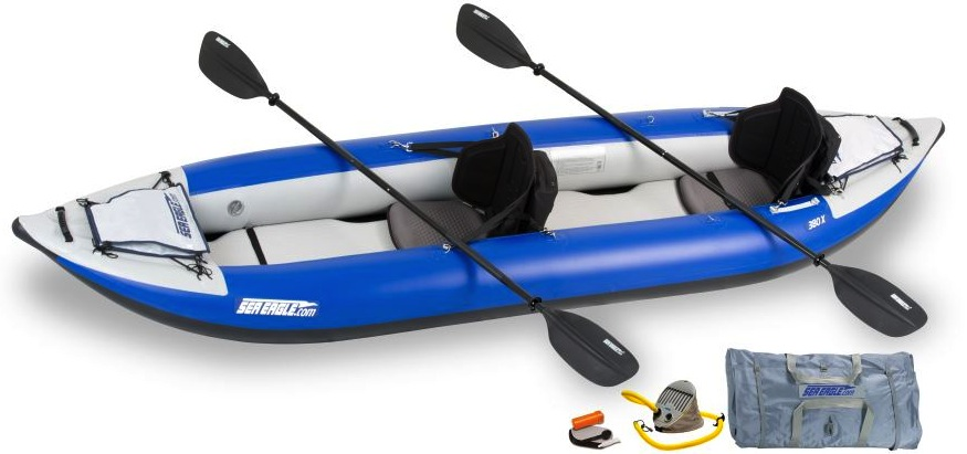 Sea Eagle 380X explorer kayak
