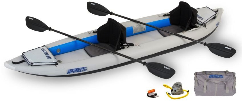 Sea Eagle 385 FastTrack kayak