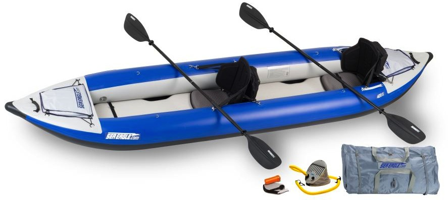 Sea Eagle 420X explorer kayak