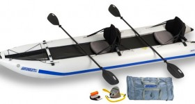 Sea Eagle Paddleski Review