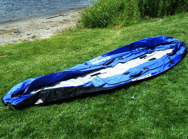 Sevylor Colorado Inflatable Canoe Review