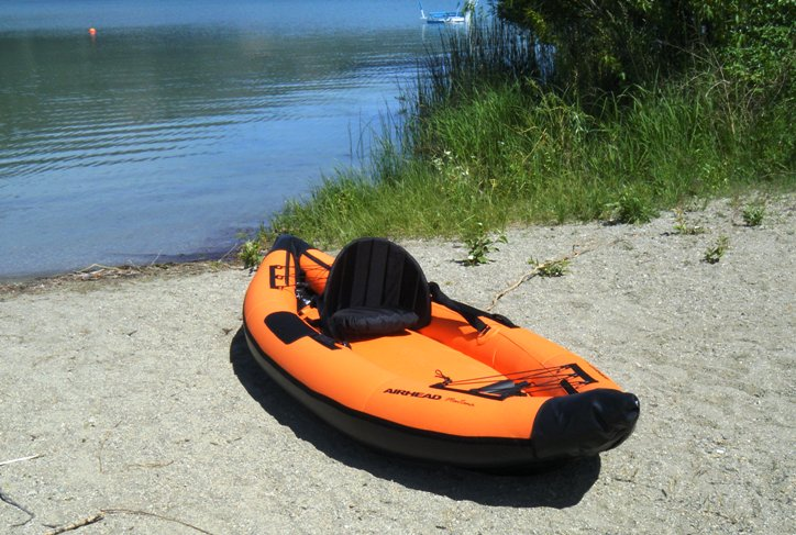 Solo Airhead Montana kayak