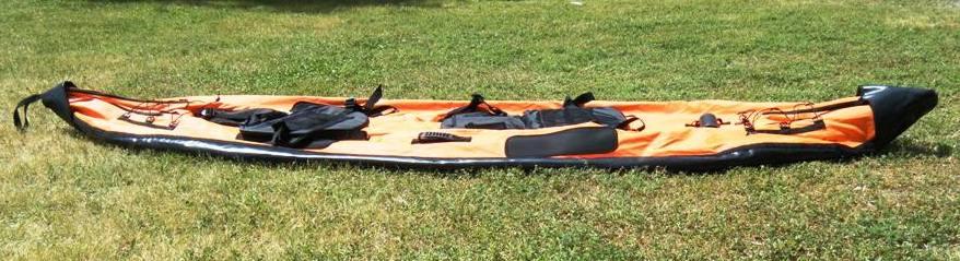 Airhead Montana 2 deflated