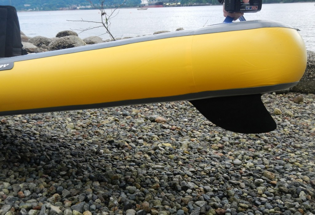 Sea sport with a board