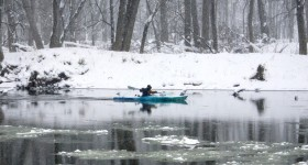 Layering for Cold Weather Paddling