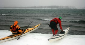 Winter Kayaking Safety Precautions