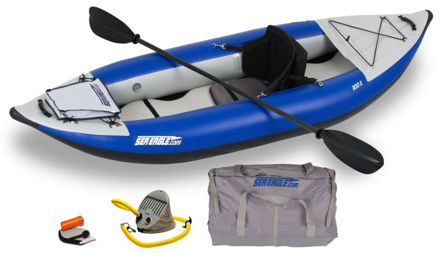 Sea Eagle 300X explorer kayak