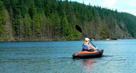 How To Choose a Touring Kayak Paddle