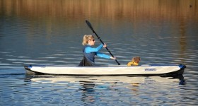 New Sea Eagle RazorLite Inflatable Kayak
