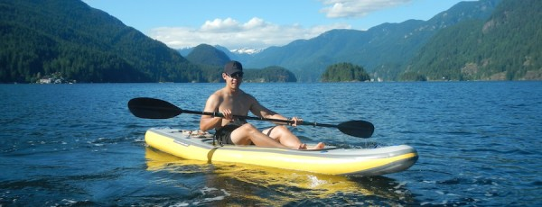 Ideal Paddle Length For Inflatable Kayaks