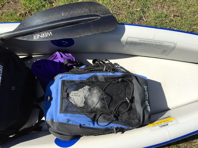 kayaking waterproof backpack