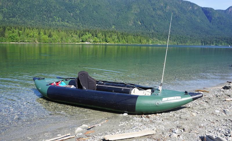 2019 Best Inflatable Fishing Kayaks